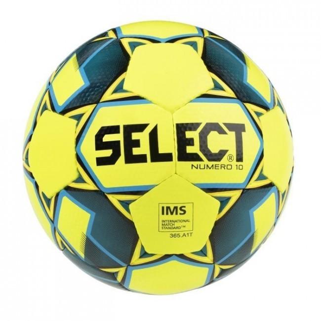 Select Numero 10 Yellow ***** 10% korting vanaf 10 ballen