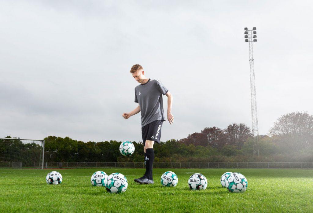 Footline voetbalmateriaal